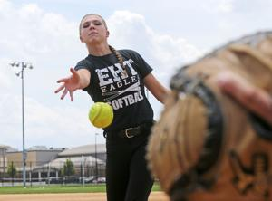 Dominant Wisser leads EHT to new heights: Press Softball Player of the Year