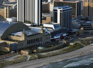 Boardwalk hall aerial august 2010