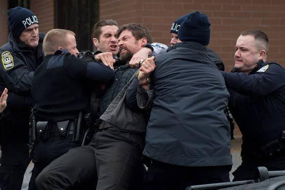 In 'Prisoners' Jackman goes beyond the standard thriller