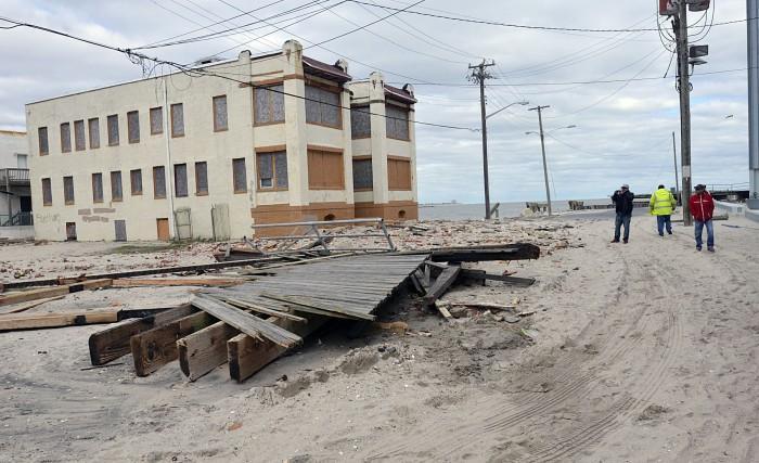 hurricane sandy saturday atlantic