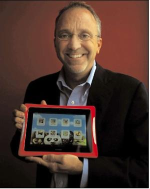 Tablets, apps for children on the rise
