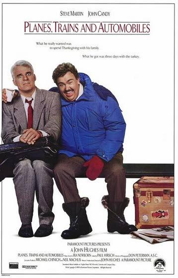 Cineplex deja vu: Comparing 'Due Date,' 'Planes, Trains & Automobiles'