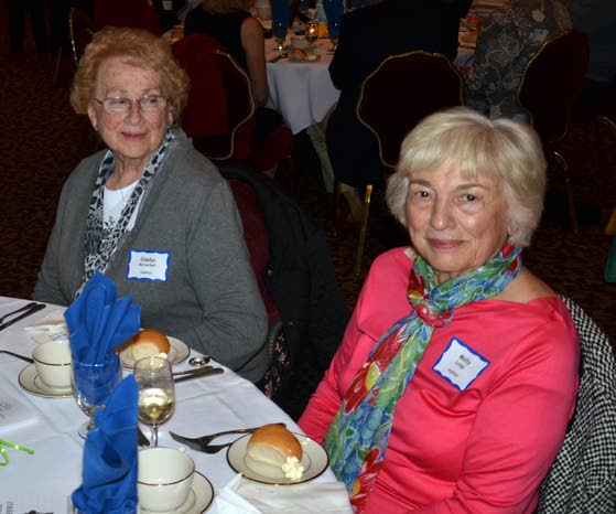Area residents among those honored at dinner for AtlantiCare volunteers
