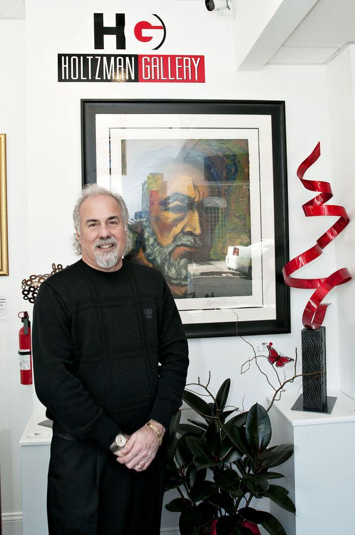 dbml f27 Holtzman Gallery
