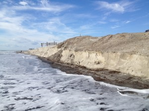 north wildwood beach erosion
