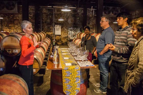 Wining and diningLots to do (and taste) in California's Napa Valley
