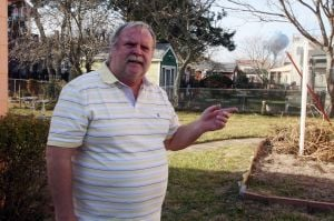 Caregivers: Dennis Bartley, 62, of Brigantine, has a living will and a will designating power of attorney and executor of his estate.  - Photo by Edward Lea