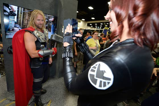 The  rise of geek culture means Comic-con is now mainstream
