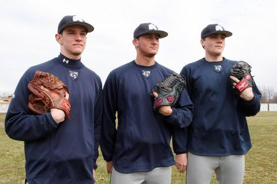 St. Augustine Prep pitchers present sizable challenge