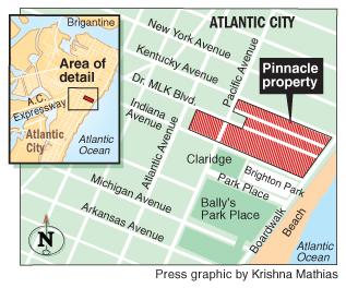 Pinnacle site locator