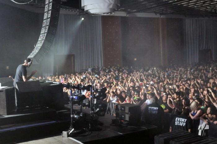 World-class DJs