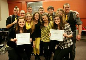 Stockton a cappella group makes music, wins awards
