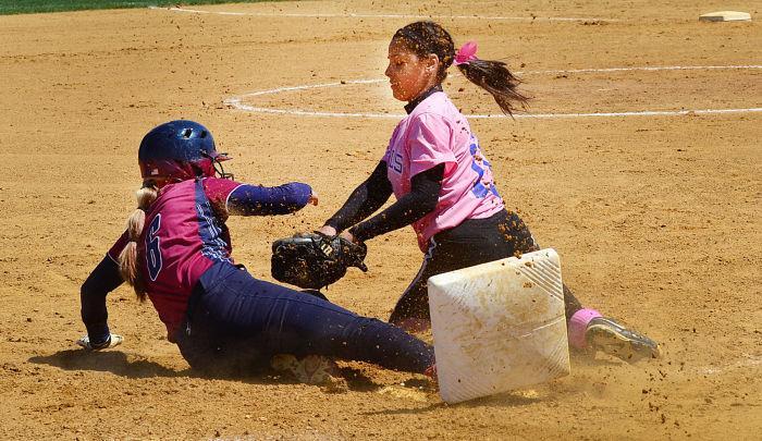 hammonton softball