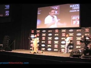 Q&A with Toms River native Frankie Edgar