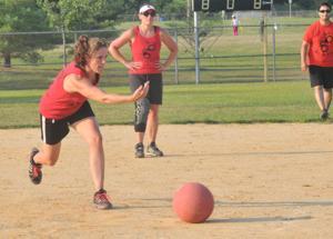 EGAP Y24 Kickball