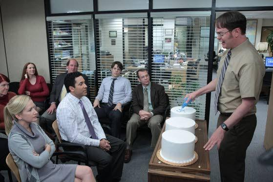 NBC's 'The Office' comedy packing up after nine years