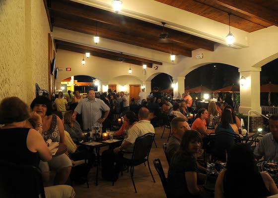 Luna's brings some outdoor partying to Vineland