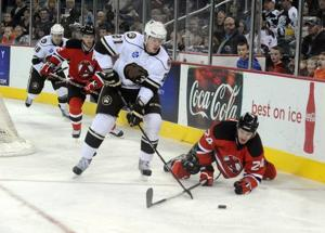 Devils leave A.C. happy, but their return not sure