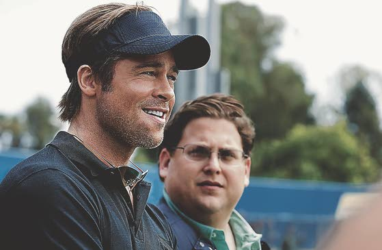A Baseball Movie That Just Misses: 'Moneyball' fails to knock it out of the park