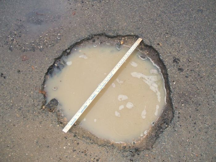 Pothole Patrol March 6