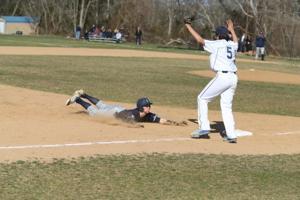 St. Augustine vs. Holy Spirit baseball