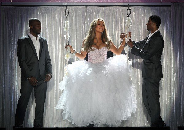 Mariah Carey review