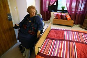 Nfield nursing home