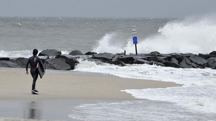 hurricane sandy - cape