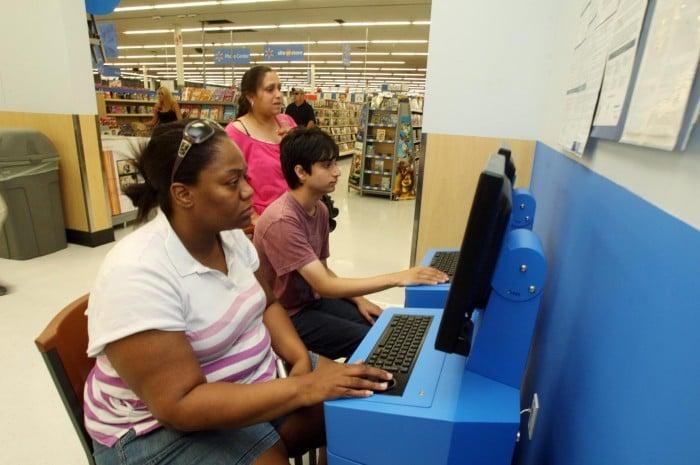 Walmart hiring