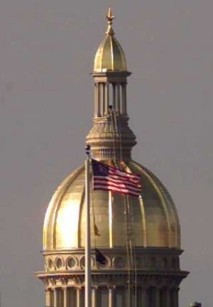 New Jersey Statehouse
