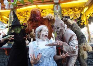Terror on the BoardwalkMorey's Fears brings back  creepy nights in Wildwood
