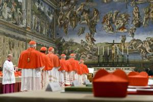 New pope, new media