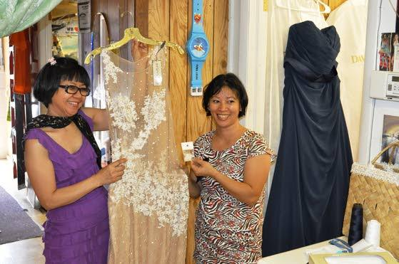 Vineland dressmaker tailors services to individual needs