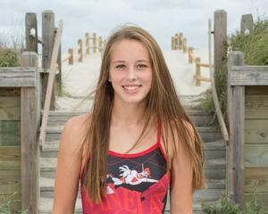 Girls swimming MVP of the Week: Melanie Milam of Vineland