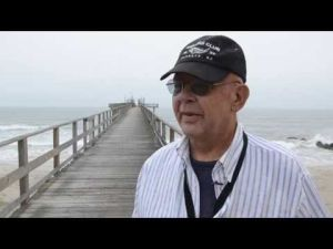 Angler's Club of Absecon Island president Rich Ploucher
