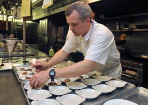 Ram's Head chef collaborates with baker on tasting dinner