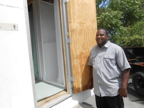 Volunteering to help those left in Sandy's wake
