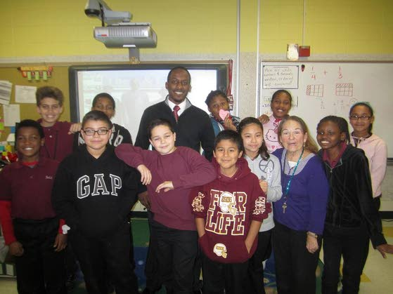 Ramsey chosen Teacher of Year at both school, district levels in Pleasantville