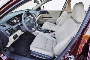 2013 Honda Accord Dazzles Midsize Sedan Segment