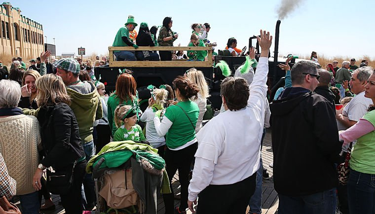 St. Patrick's Day Parade AC