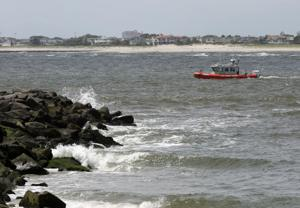 Missing Boater Search Longport