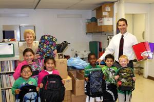 Giving Back briefs: Medical center staff helps students and other news of the volunteer community