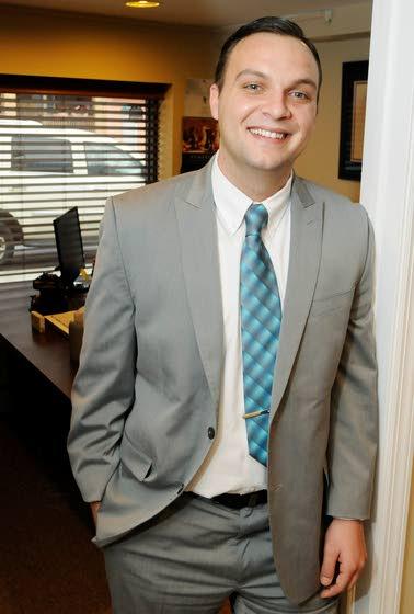 Florida law school graduate returns home to open practice in Ventnor