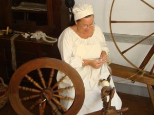 Volunteers develop a passion for history