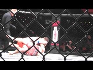 Bobby Fabrizi at Cage Fury Fighting Championships