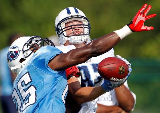 Titans release Galloway's Rolle; Giants cut Millville's Hendricks