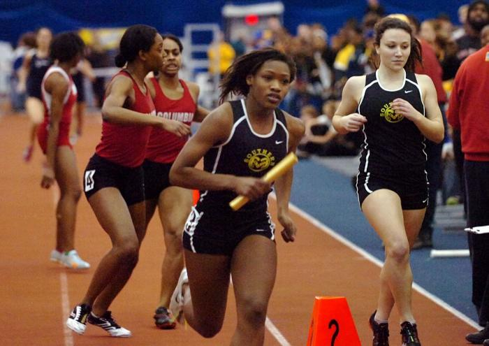 state indoor track and field