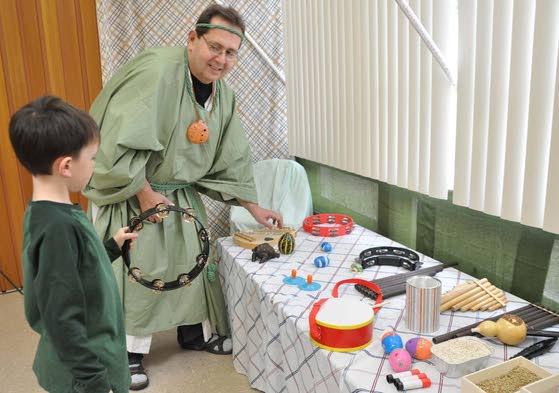 Holy Spirit Lutheran Church offers Journey to Bethlehem