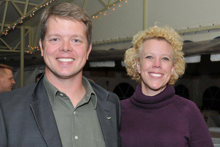 Jennifer and Thomas Dahl