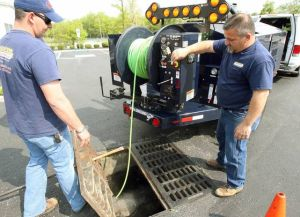 Sewer repair a dirty, but essential service
